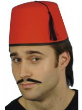 Around The World Fez Hat
